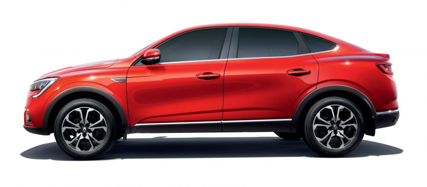 Renault Arkana – series production version unveiled Image #963486