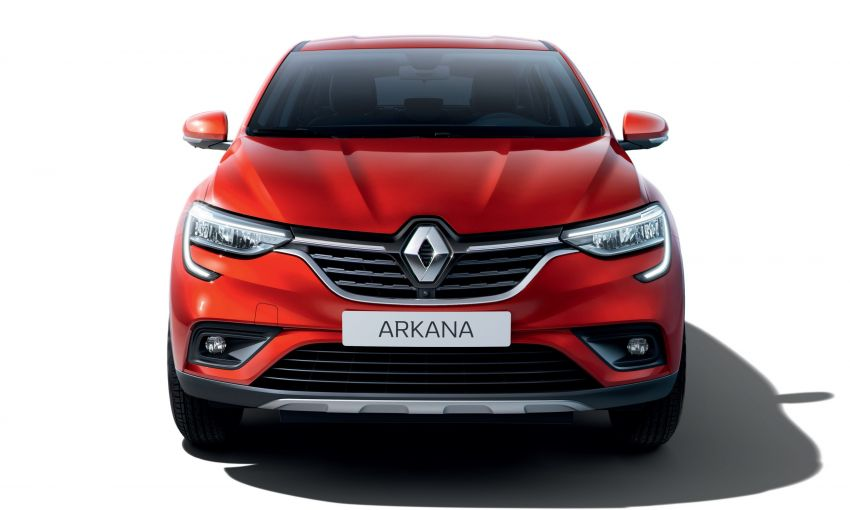 Renault Arkana – series production version unveiled Image #963487