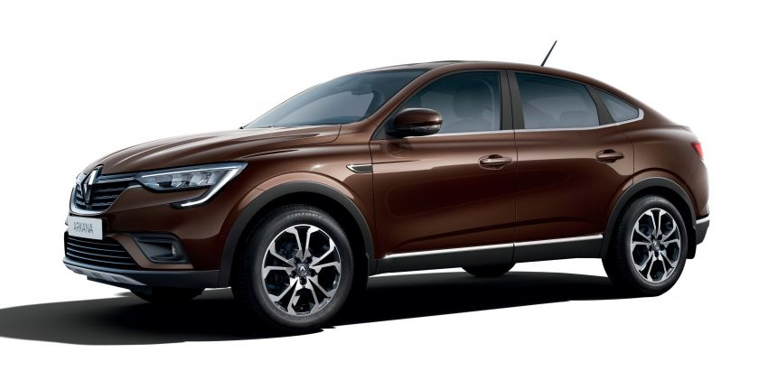 Renault Arkana – series production version unveiled Image #963499