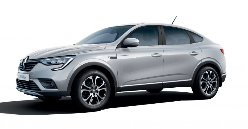 Renault Arkana – series production version unveiled Image #963501