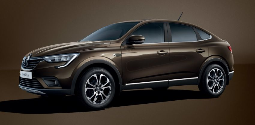 Renault Arkana – series production version unveiled Image #963502