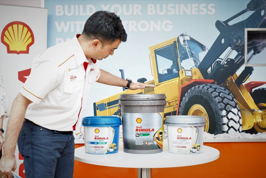 Buy Shell Rimula engine oil, win holiday to Barcelona Image #959249
