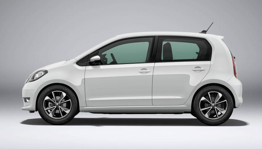 Skoda Citigo e iV debuts – brand's first production EV Image #962618