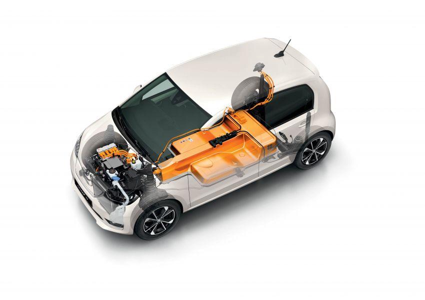Skoda Citigo e iV debuts – brand's first production EV Image #962619