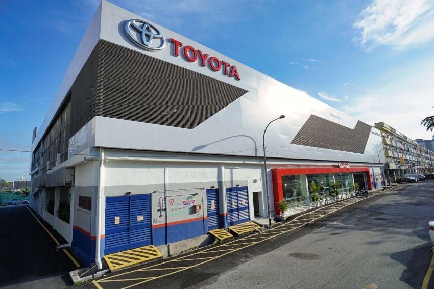 New Toyota 2S outlet opens in Taman Petaling Utama Image #963882