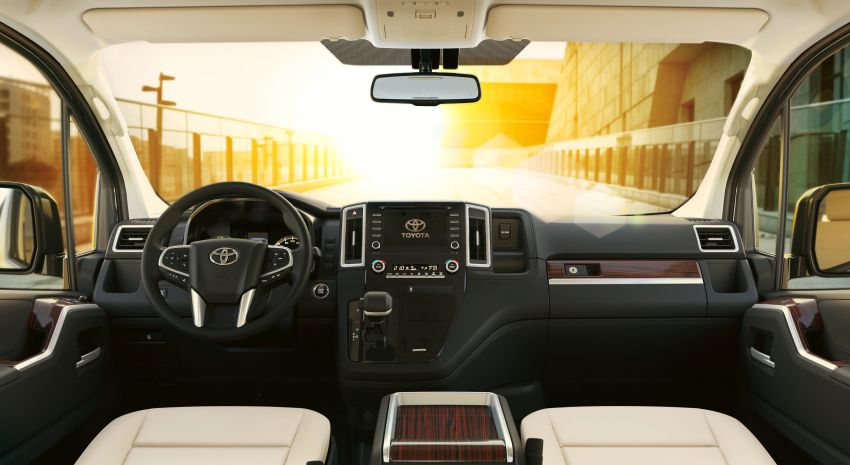 Toyota Granvia eight-seater MPV announced for Australia – Estima replacement goes on sale Q4 2019 Image #962107