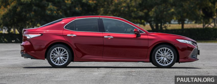 FIRST DRIVE: 2019 Toyota Camry 2.5V – RM190k Image #960225