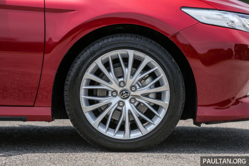 FIRST DRIVE: 2019 Toyota Camry 2.5V – RM190k Image #960232