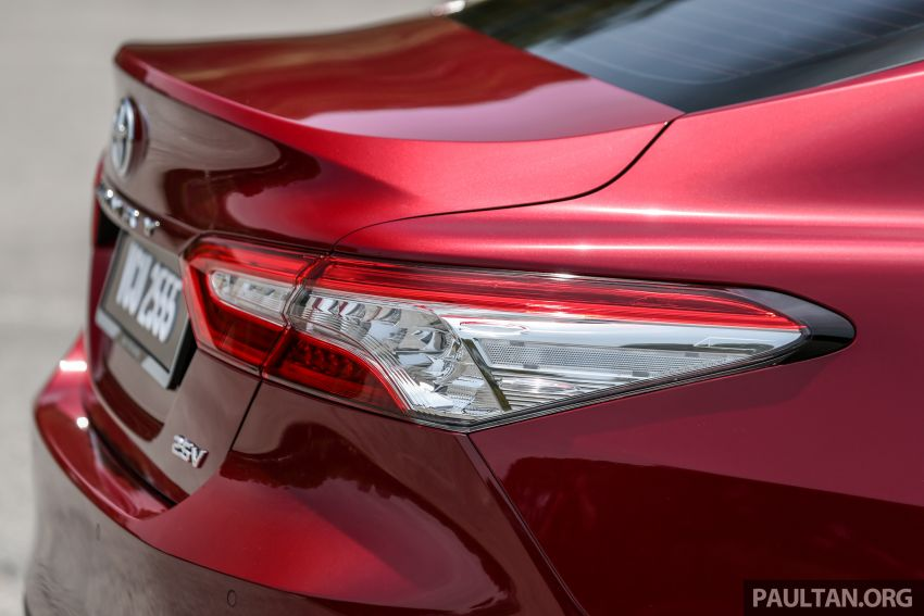 FIRST DRIVE: 2019 Toyota Camry 2.5V – RM190k Image #960241