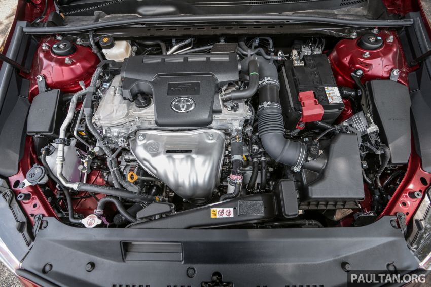 FIRST DRIVE: 2019 Toyota Camry 2.5V – RM190k Image #960245