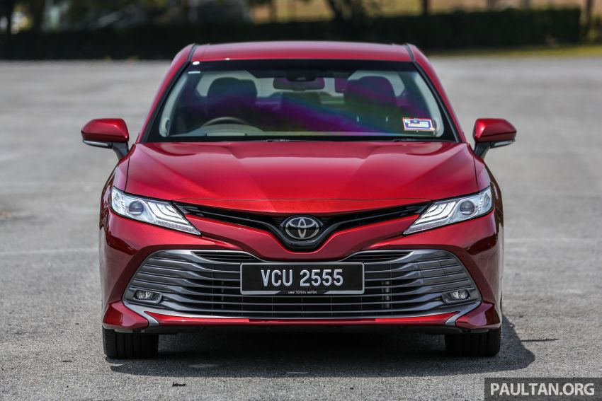 FIRST DRIVE: 2019 Toyota Camry 2.5V – RM190k Image #960220