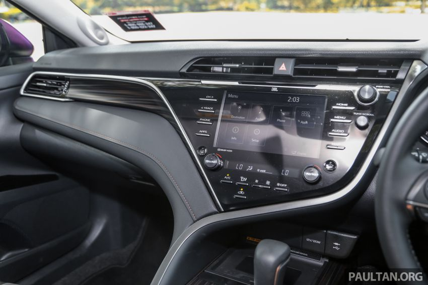 FIRST DRIVE: 2019 Toyota Camry 2.5V – RM190k Image #960262