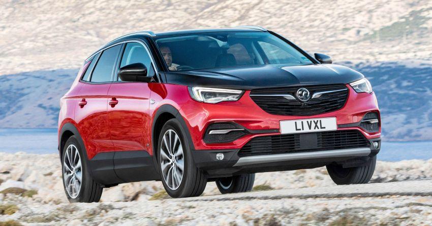 Opel/Vauxhall Grandland X Hybrid4 – brands' 1st PHEV Image #959268