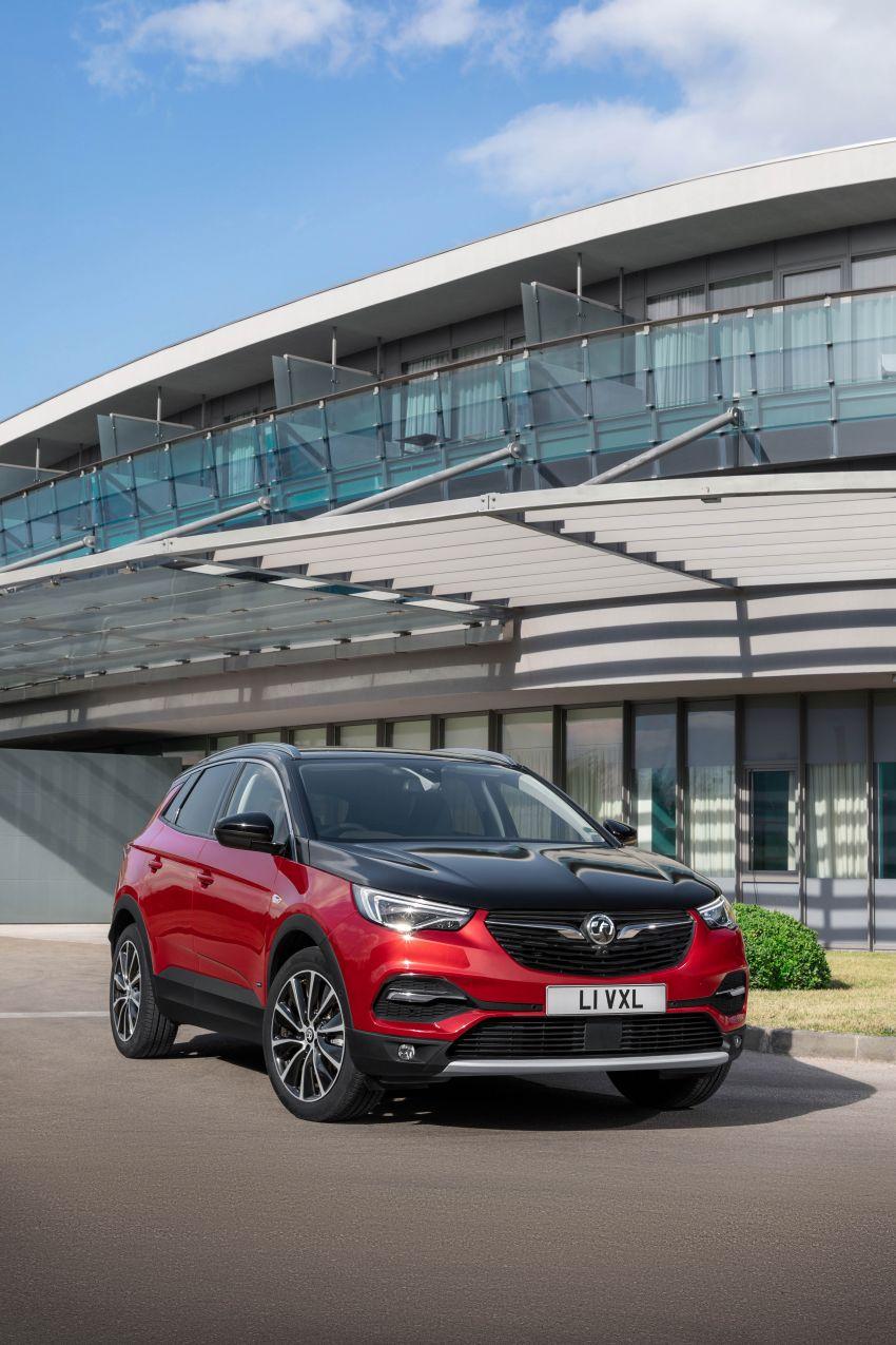 Opel/Vauxhall Grandland X Hybrid4 – brands' 1st PHEV Image #959276