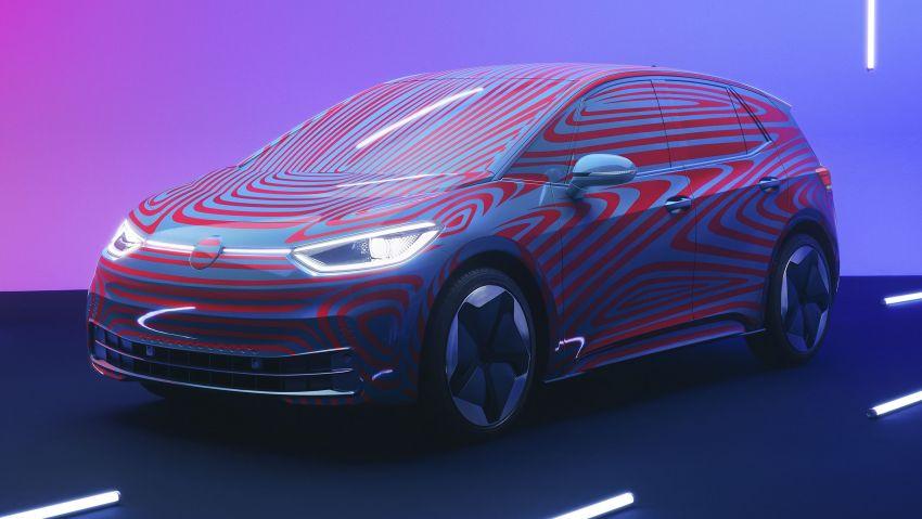Volkswagen ID.3 dibuka untuk tempahan di Eropah – kereta elektrik penuh pertama Volkswagen, RM186k Image #958301