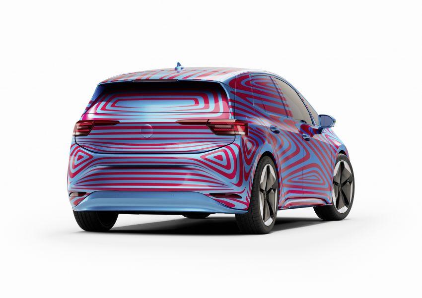 Volkswagen ID.3 dibuka untuk tempahan di Eropah – kereta elektrik penuh pertama Volkswagen, RM186k Image #958296