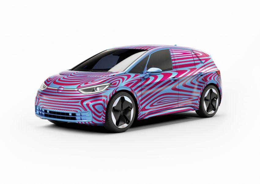 Volkswagen ID.3 dibuka untuk tempahan di Eropah – kereta elektrik penuh pertama Volkswagen, RM186k Image #958297