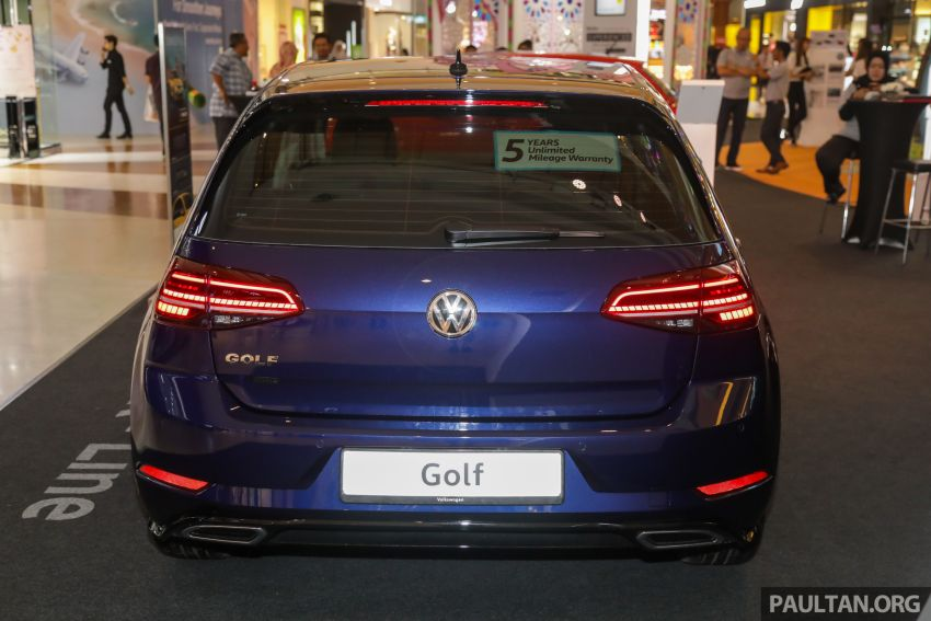Volkswagen Golf, Passat and Tiguan gain Sound & Style Editions – extra accessories worth up to RM16k Image #959391