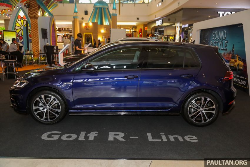 Volkswagen Golf, Passat and Tiguan gain Sound & Style Editions – extra accessories worth up to RM16k Image #959392