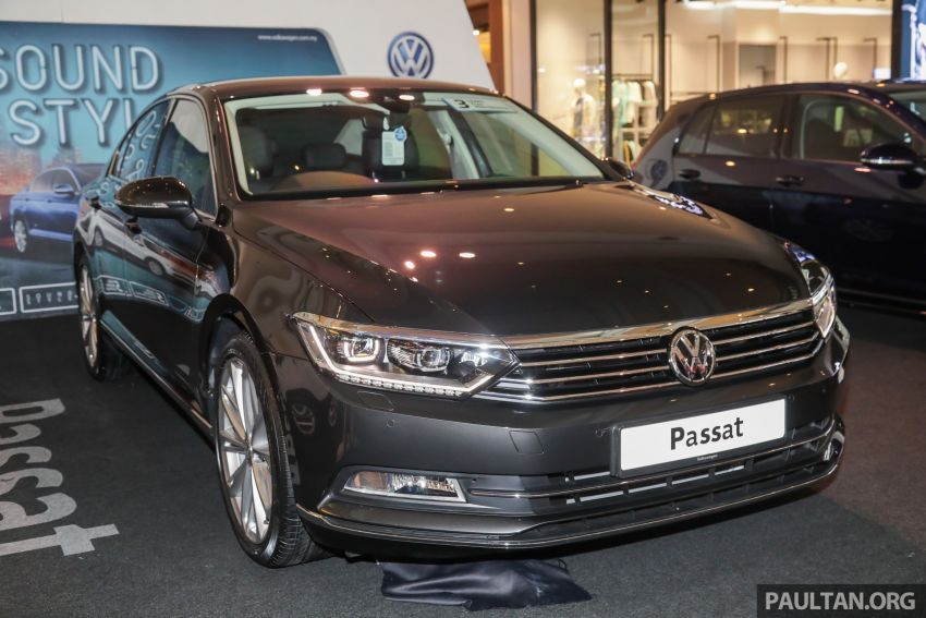 Volkswagen Golf, Passat and Tiguan gain Sound & Style Editions – extra accessories worth up to RM16k Image #959401