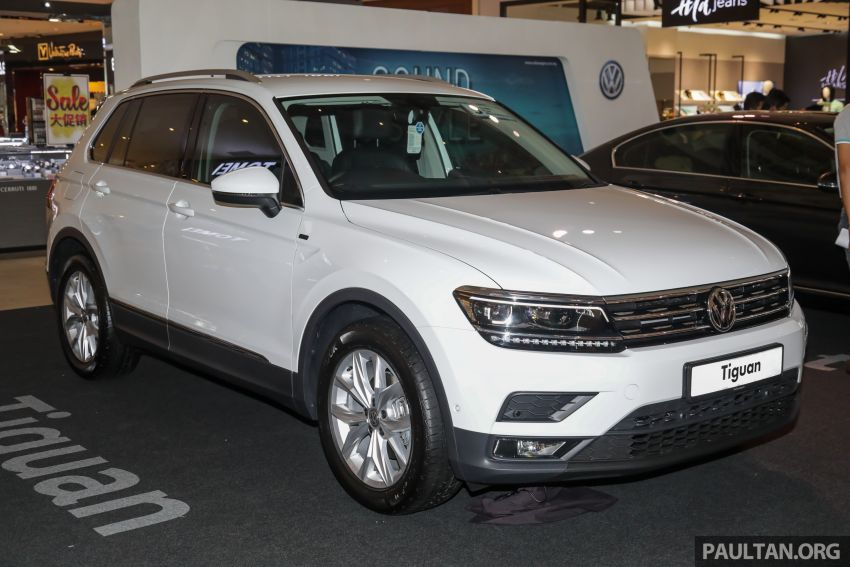 Volkswagen Golf, Passat and Tiguan gain Sound & Style Editions – extra accessories worth up to RM16k Image #959415