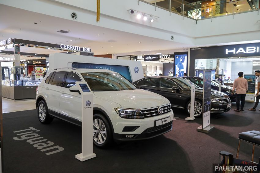 Volkswagen Golf, Passat and Tiguan gain Sound & Style Editions – extra accessories worth up to RM16k Image #959430