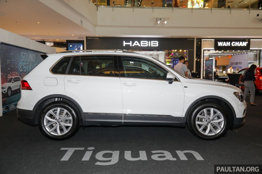 Volkswagen Golf, Passat and Tiguan gain Sound & Style Editions – extra accessories worth up to RM16k Image #959417