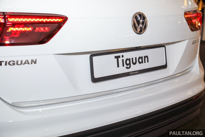 Volkswagen Golf, Passat and Tiguan gain Sound & Style Editions – extra accessories worth up to RM16k Image #959422