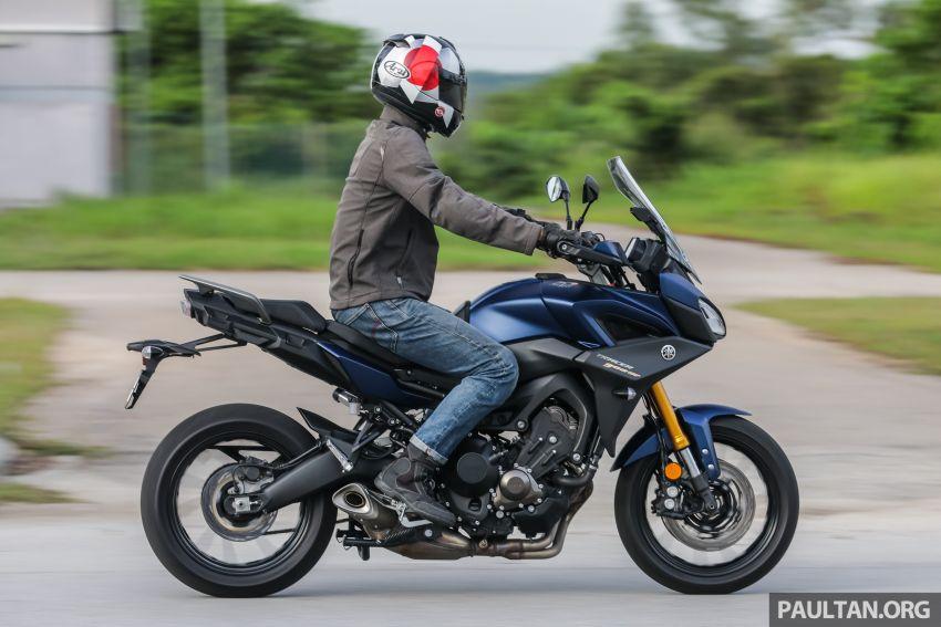 TUNGGANG UJI: Yamaha Tracer 900 GT – benarkah naik taraf baru membantu berikan lebih kepuasan? Image #959472