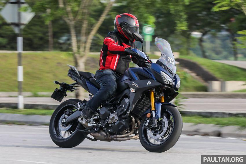 TUNGGANG UJI: Yamaha Tracer 900 GT – benarkah naik taraf baru membantu berikan lebih kepuasan? Image #959481