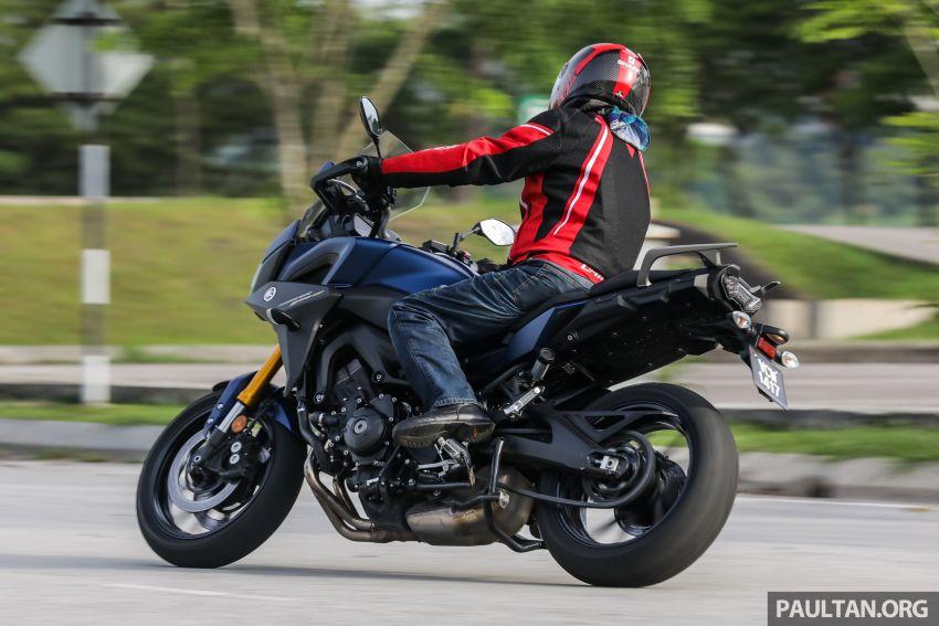 TUNGGANG UJI: Yamaha Tracer 900 GT – benarkah naik taraf baru membantu berikan lebih kepuasan? Image #959483