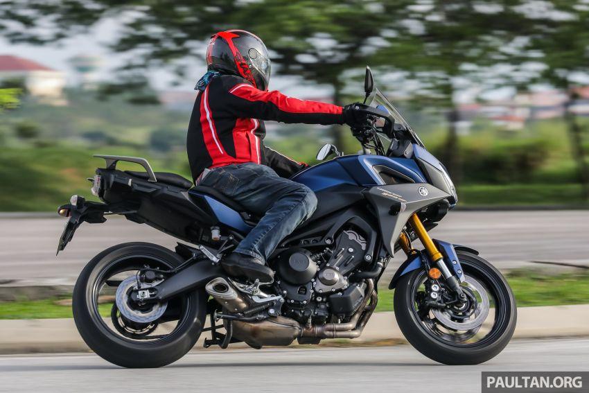 TUNGGANG UJI: Yamaha Tracer 900 GT – benarkah naik taraf baru membantu berikan lebih kepuasan? Image #959484