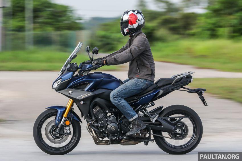 TUNGGANG UJI: Yamaha Tracer 900 GT – benarkah naik taraf baru membantu berikan lebih kepuasan? Image #959473