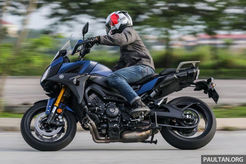 TUNGGANG UJI: Yamaha Tracer 900 GT – benarkah naik taraf baru membantu berikan lebih kepuasan? Image #959478