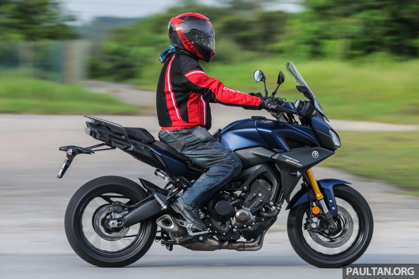 TUNGGANG UJI: Yamaha Tracer 900 GT – benarkah naik taraf baru membantu berikan lebih kepuasan? Image #959479