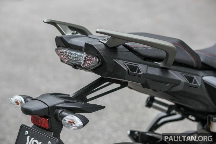 TUNGGANG UJI: Yamaha Tracer 900 GT – benarkah naik taraf baru membantu berikan lebih kepuasan? Image #959497