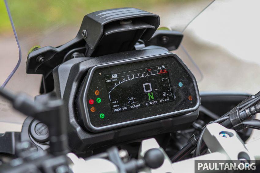 TUNGGANG UJI: Yamaha Tracer 900 GT – benarkah naik taraf baru membantu berikan lebih kepuasan? Image #959503