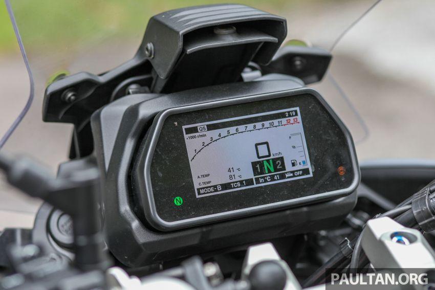 TUNGGANG UJI: Yamaha Tracer 900 GT – benarkah naik taraf baru membantu berikan lebih kepuasan? Image #959504