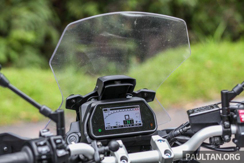 TUNGGANG UJI: Yamaha Tracer 900 GT – benarkah naik taraf baru membantu berikan lebih kepuasan? Image #959506
