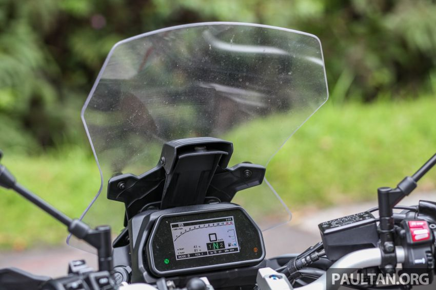TUNGGANG UJI: Yamaha Tracer 900 GT – benarkah naik taraf baru membantu berikan lebih kepuasan? Image #959507