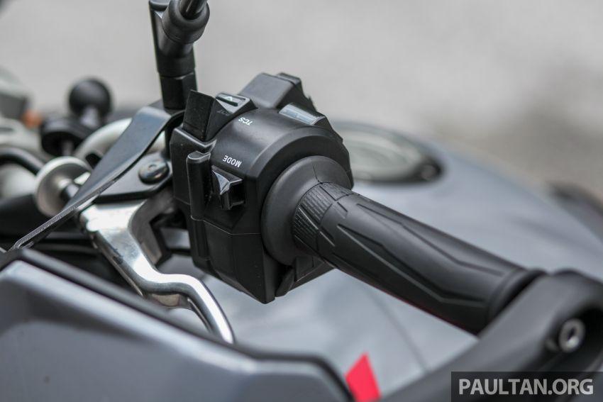 TUNGGANG UJI: Yamaha Tracer 900 GT – benarkah naik taraf baru membantu berikan lebih kepuasan? Image #959510