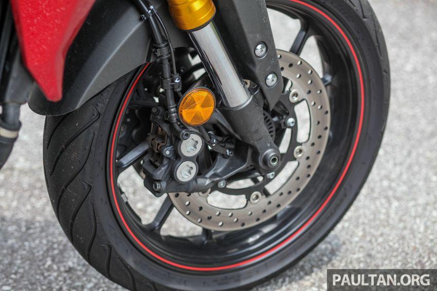TUNGGANG UJI: Yamaha Tracer 900 GT – benarkah naik taraf baru membantu berikan lebih kepuasan? Image #959517
