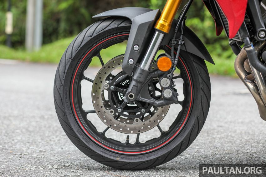 TUNGGANG UJI: Yamaha Tracer 900 GT – benarkah naik taraf baru membantu berikan lebih kepuasan? Image #959521