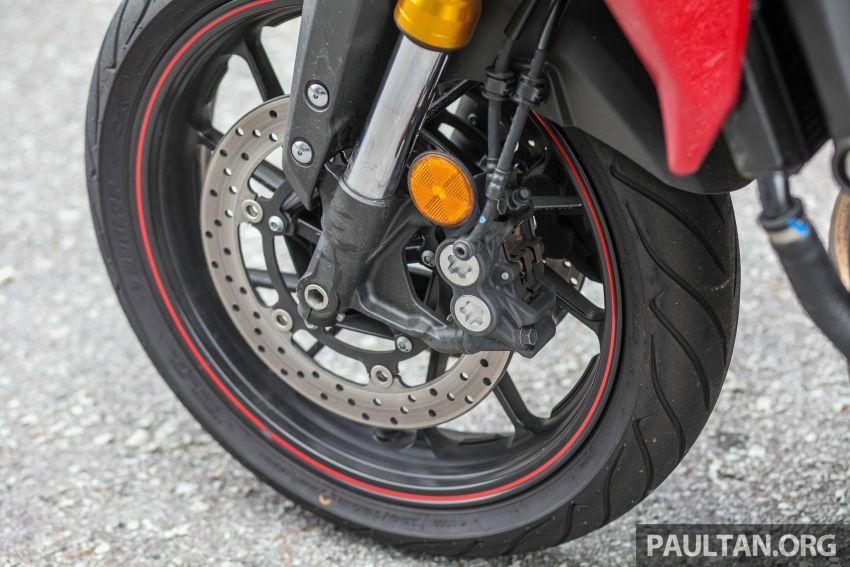 TUNGGANG UJI: Yamaha Tracer 900 GT – benarkah naik taraf baru membantu berikan lebih kepuasan? Image #959522