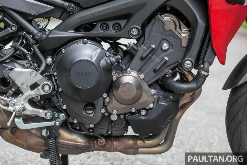 TUNGGANG UJI: Yamaha Tracer 900 GT – benarkah naik taraf baru membantu berikan lebih kepuasan? Image #959524