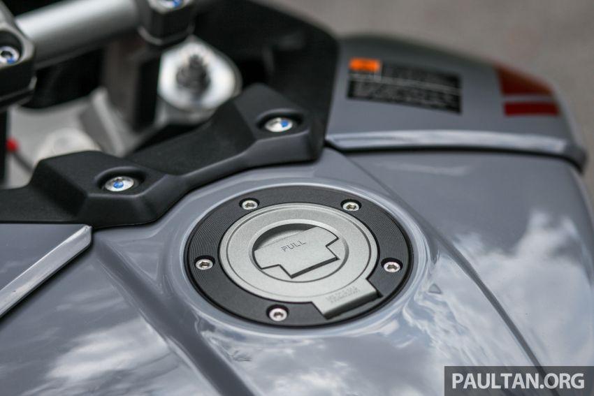 TUNGGANG UJI: Yamaha Tracer 900 GT – benarkah naik taraf baru membantu berikan lebih kepuasan? Image #959526