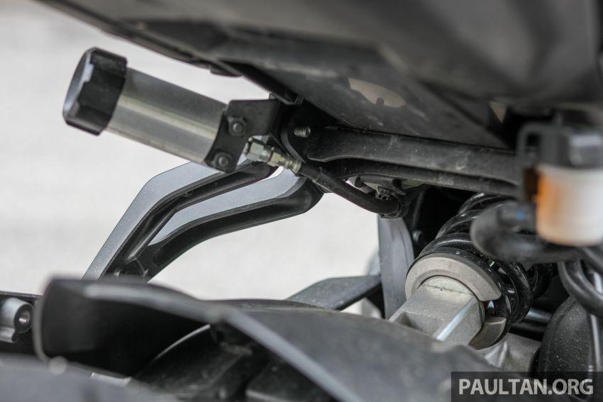 TUNGGANG UJI: Yamaha Tracer 900 GT – benarkah naik taraf baru membantu berikan lebih kepuasan? Image #959532