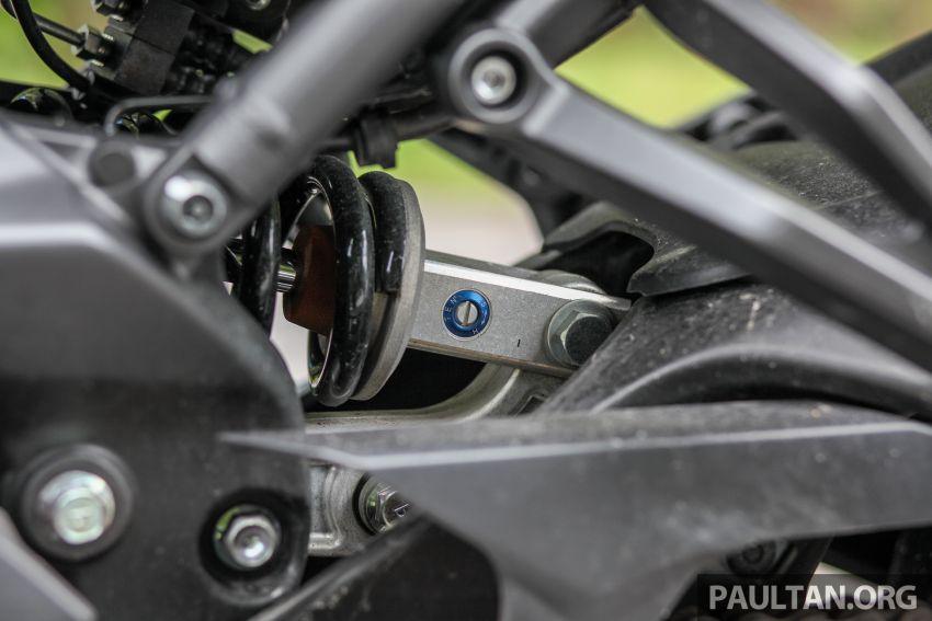 TUNGGANG UJI: Yamaha Tracer 900 GT – benarkah naik taraf baru membantu berikan lebih kepuasan? Image #959535