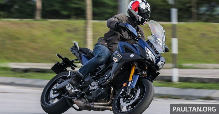 TUNGGANG UJI: Yamaha Tracer 900 GT – benarkah naik taraf baru membantu berikan lebih kepuasan? Image #959538