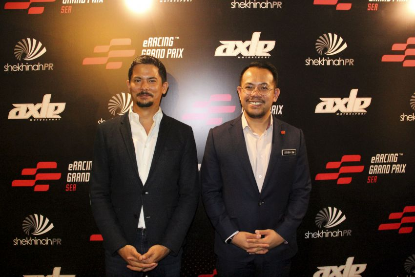 Malaysia to host first eRacing Grand Prix SEA in June Image #956710
